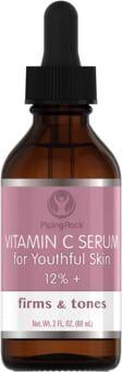 Suero con vitamina C al 12%+ 2 fl oz (59 ml) Frasco con dosificador