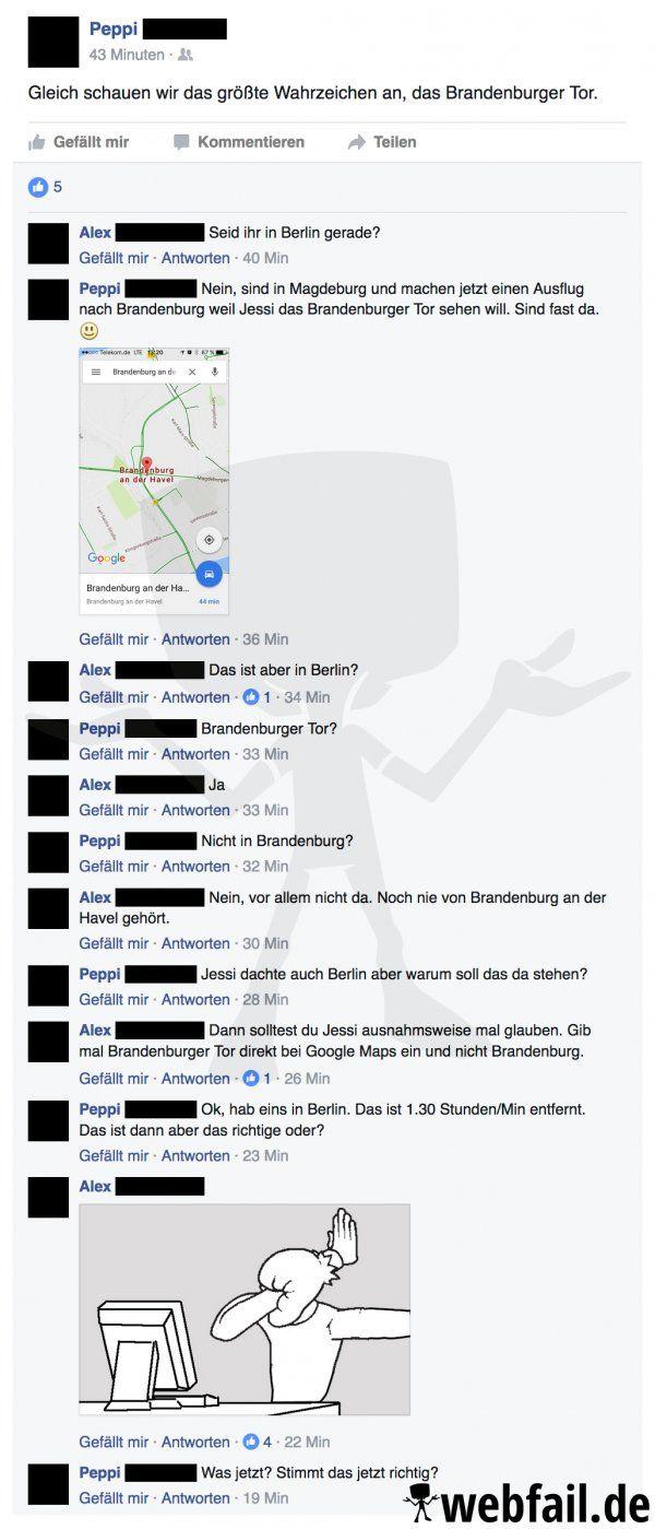 Ob sie wohl jemals das Brandenburger Tor sehen werden? Wir drücken die Daumen!