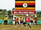 awesome The Bill Belichick Lacrosse Field in East Africa