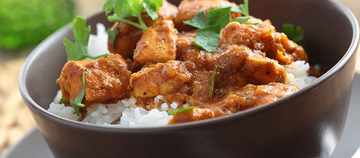 Love Curry! 7 Healthy Chicken Curry Recipes