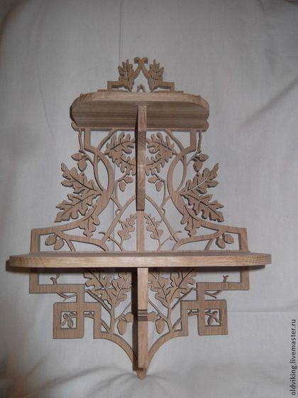 Мебель ручной работы. Ярмарка Мастеров - ручная работа. Купить Полка от R458. Handmade. Полка, для дома, натуральное, деревянная мебель