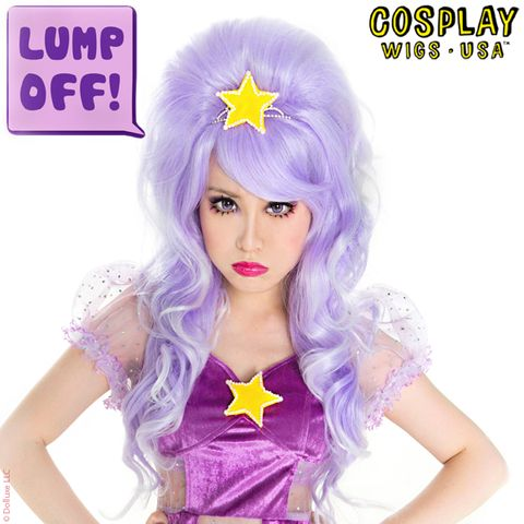 Cosplay Wigs USA® CharacterAdventure Time - Lumpy Space Princess – Dolluxe®