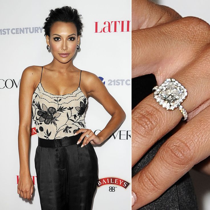 celeb wedding rings nontraditional engagement popsugar celebrity