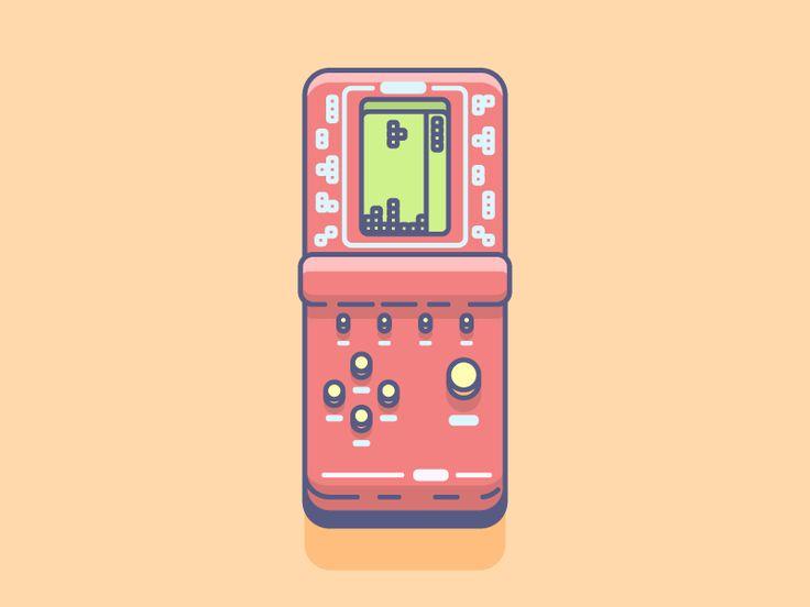 Tetris by Razvan Vezeteu
