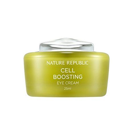 Nature Republic Cell Boosting Eye Cream 25ml Premium Wrinkle Care Firming Eye Cream Review