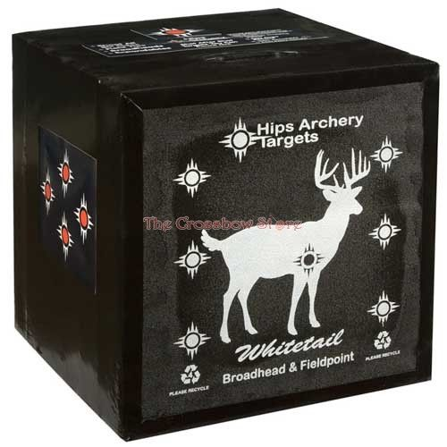 Hips X2 Whitetail Target #Crossbow #Target #HipsTarget #Deer #Archery #Targets #Archer #Crossbows #Sight  Product Code - http://www.thecrossbowstore.com/Hips-X2-Whitetail-Target-p/hips-whitetail.htm