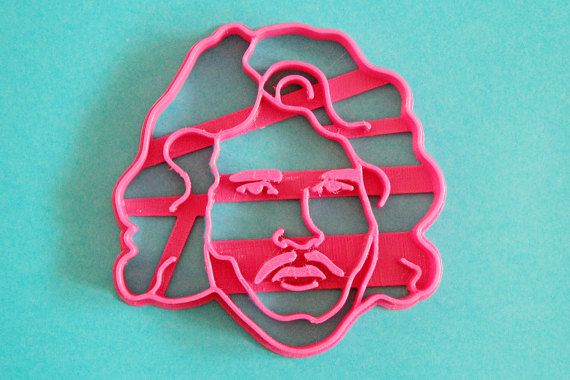 Cookie Cutter Set Game of thrones / Jon Snow by Cookillu on Etsy