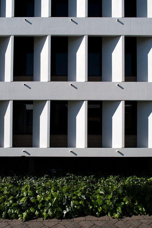 Brise-soleil facade | Flickr - Photo Sharing!