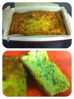 Eat Sew Love: My Zucchini Slice Recipe in the Intelli Kitchen Master