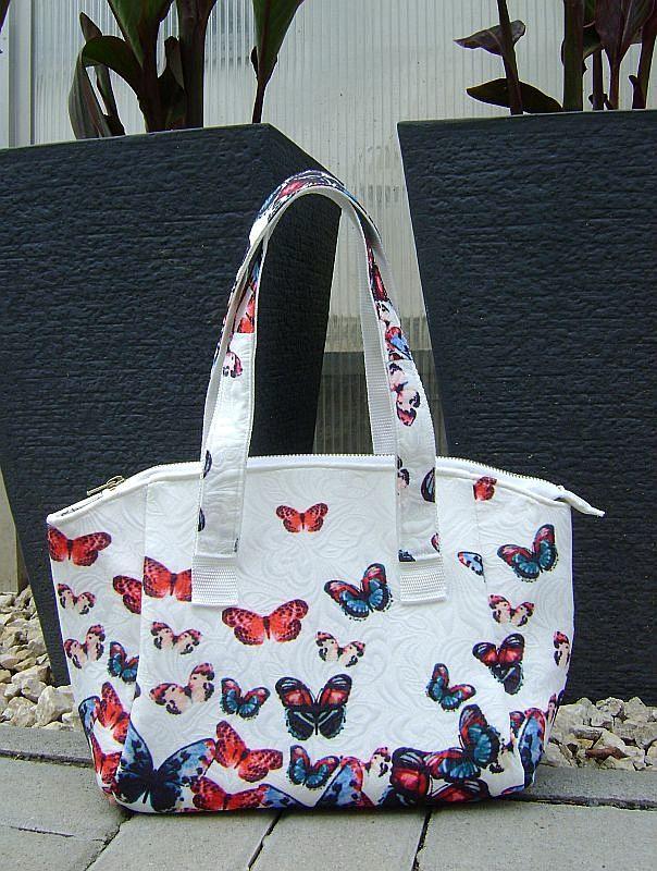 motýliková kabelka