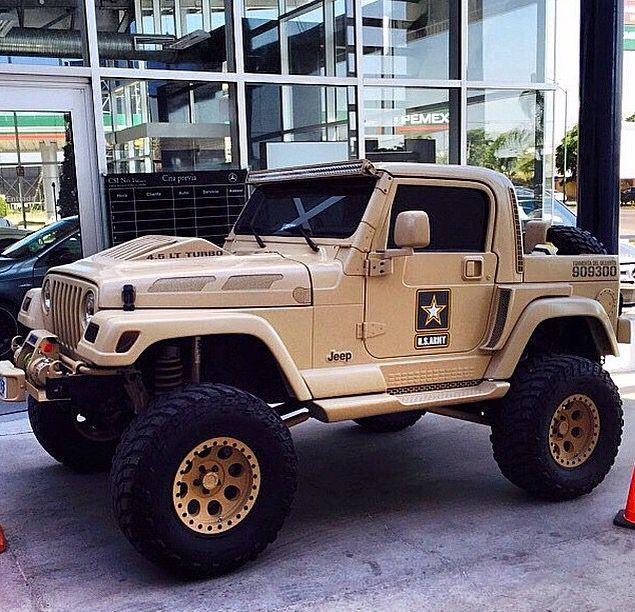 turbo Jeep Wrangler JK