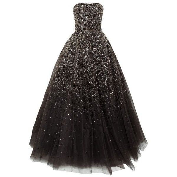 Shop Chiffon Backless Floor-length Black Prom Dress NZ Online –... ❤ liked on Polyvore featuring dresses, gowns, long dresses, backless gown, prom gowns, masquerade ball gowns and long black evening dresses