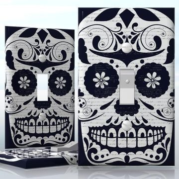 17 Best Images About Sugar Skull Home Decorations On