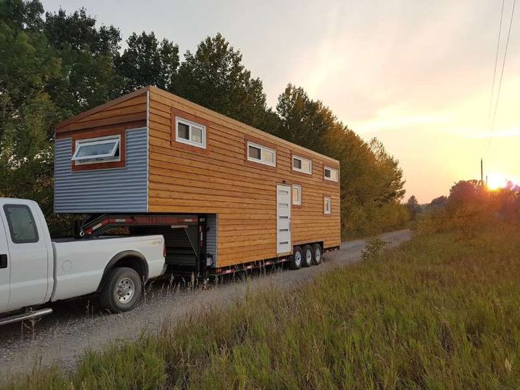 A Tiny House Movement In Alberta Hits A Big Wall Tiny