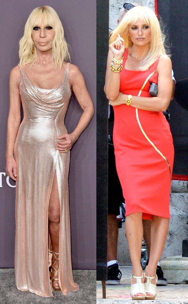 American Crime Story Versace Check Out The Cast In Costume