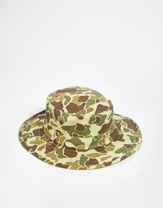 HUF | Camo Bucket Hat #Huf #camo #bucket #hat