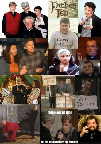 With soo many memories and characters to choose from it is easy to see why #FatherTed is a popular #henpartytheme. #henparty #henpartyideas #hennight