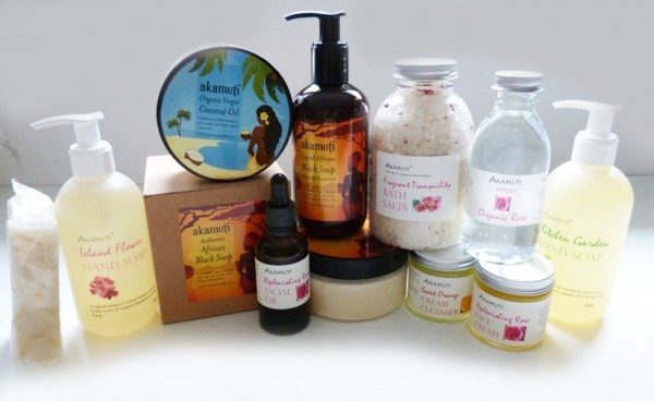 COMP: Win a selection of 100% natural skincare from Akamuti