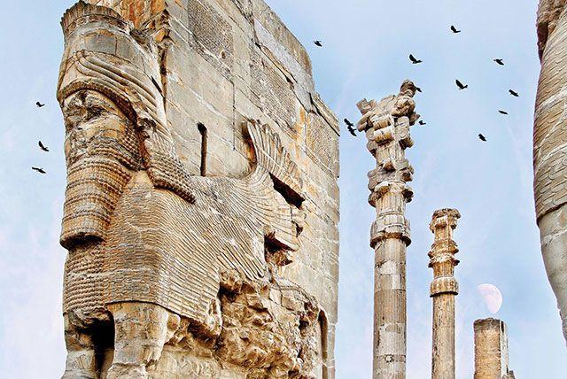 Экскурсия по древней провинции Фарс: Персеполь (Тахте-Джамшид или Персеполис)