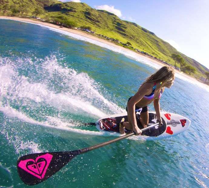 More SUP surf, please!
