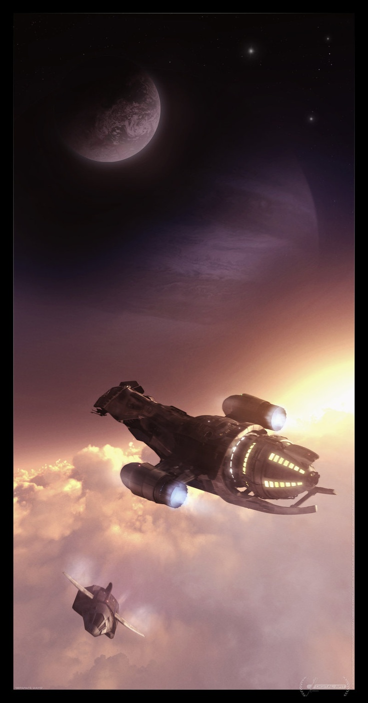 Separate Ways by =overseer / Firefly / Serenity