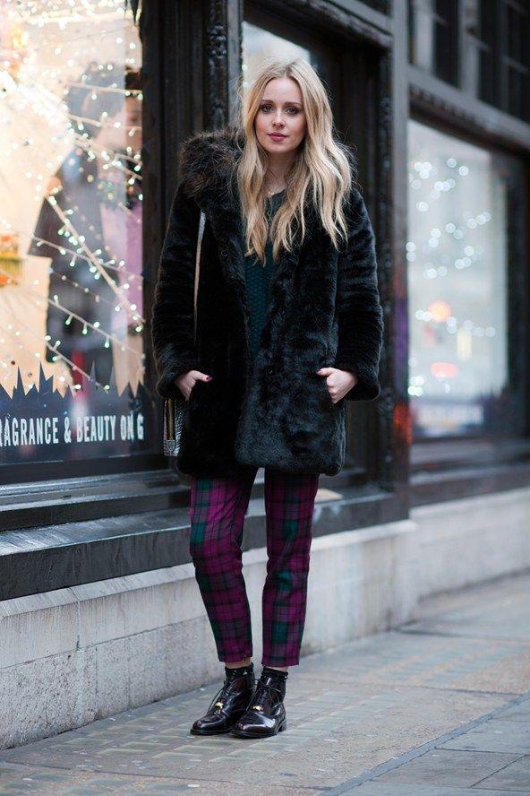 Diana Vickers - STREET STYLE - Glamour Magazine - Models 1 Blog