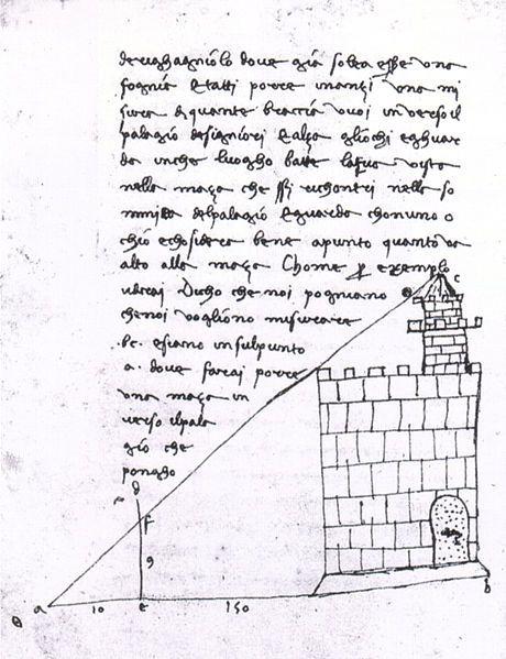 Pier maria calandri, trattato d'abacho, xv sec., biblioteca laurenziana ????
