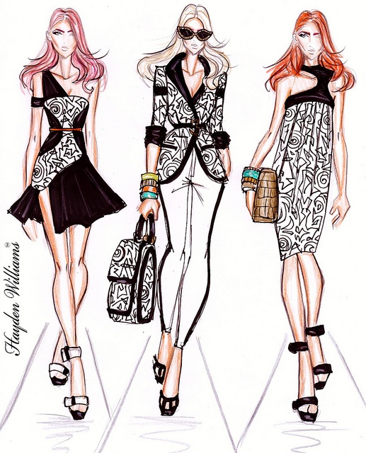 Hayden Williams RTW Spring/Summer 2012 collection pt3 by Fashion_Luva, via Flickr