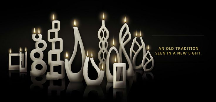 Alusi® Candles   Multi-Flame Candles