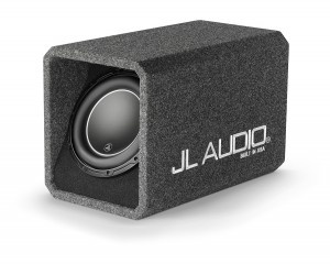 JL Audio Introduces Powerful High-Output Enclosed Subwoofer System