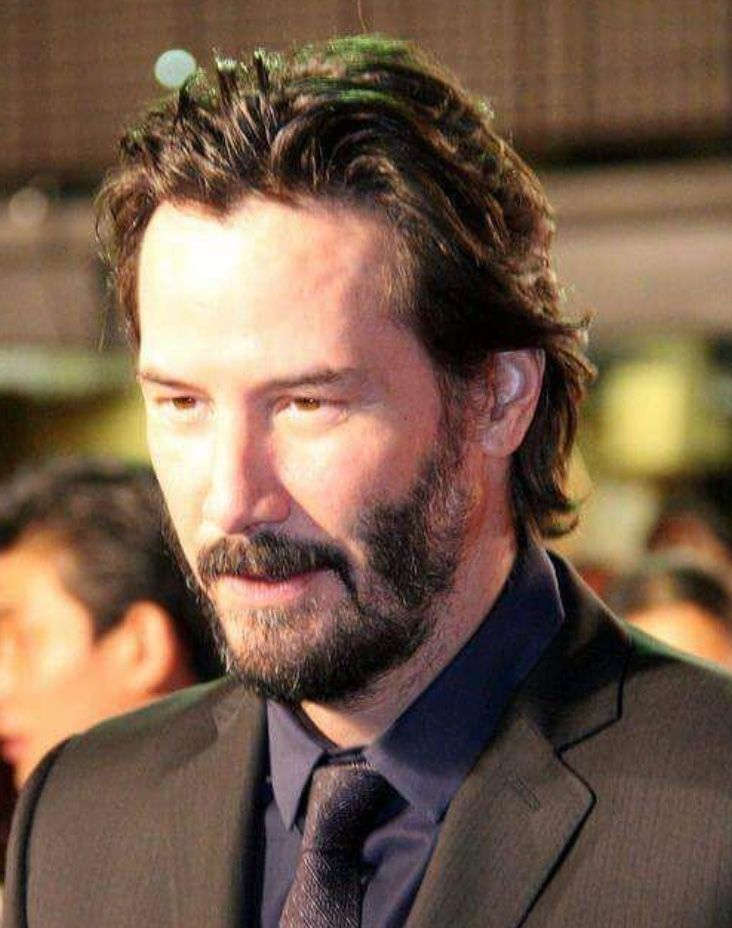 Keanu Reeves… love his under the radar life and no bullshit approach