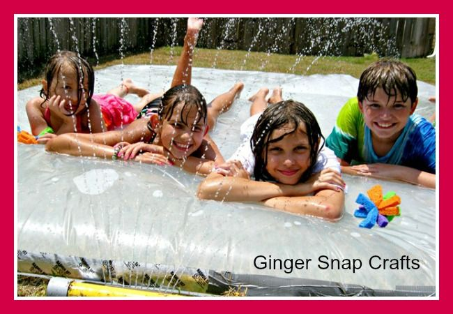 A list of fun outdoor summer activities for kids