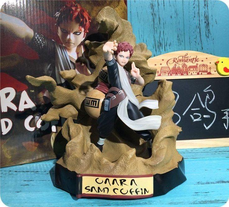 "Crazy Toys 9"" Naruto GAARA PVC Statue Diorama New FOR SALE • CAD $78.38 • See Photos! Money Back Guarantee. 192054992531"