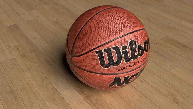 Basketball | 3D Model