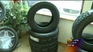 This week's snow inspired some drivers to head to their nearest auto shop to invest in winter tires. Mechanics are...