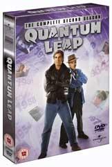 Quantum Leap  (1989–1993) Stars: Scott Bakula, Dean Stockwell, Deborah Pratt