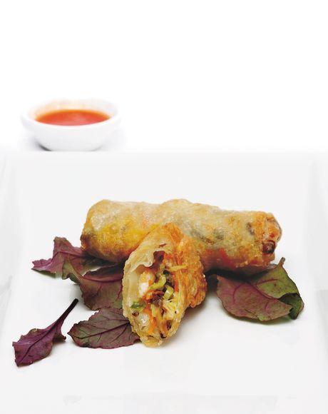 Involtini primavera #ricetta #senzaglutine #cina #thai