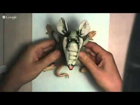 3 День Кукольная мастерская Елена Олейник - YouTube