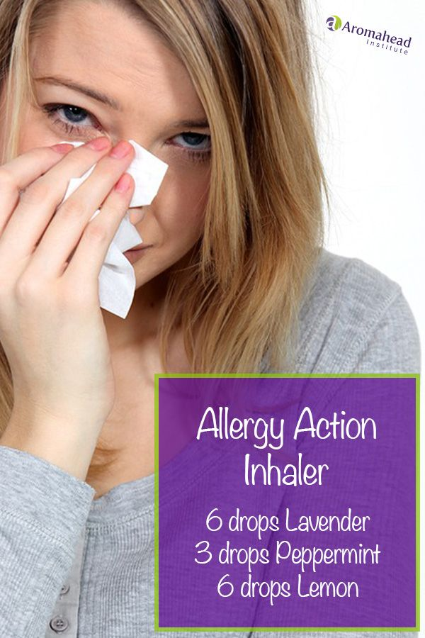 "Have you registered for Aromahead's webinar, ""5 Essential Oil Blends for Calming Allergies""? The two dates for the webinar are almost full. (Already! The response has been so amazing!)   On the webinar, I'll teach you how to make five simple and effective essential oil blends (for children and adults) to help reduce allergies immediately, and over a long term."