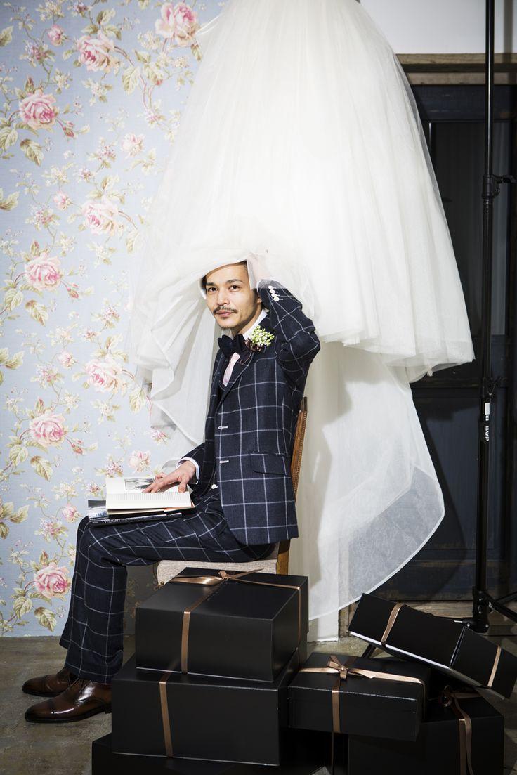 http://knock-out-wedding.com/blog/ タキシード