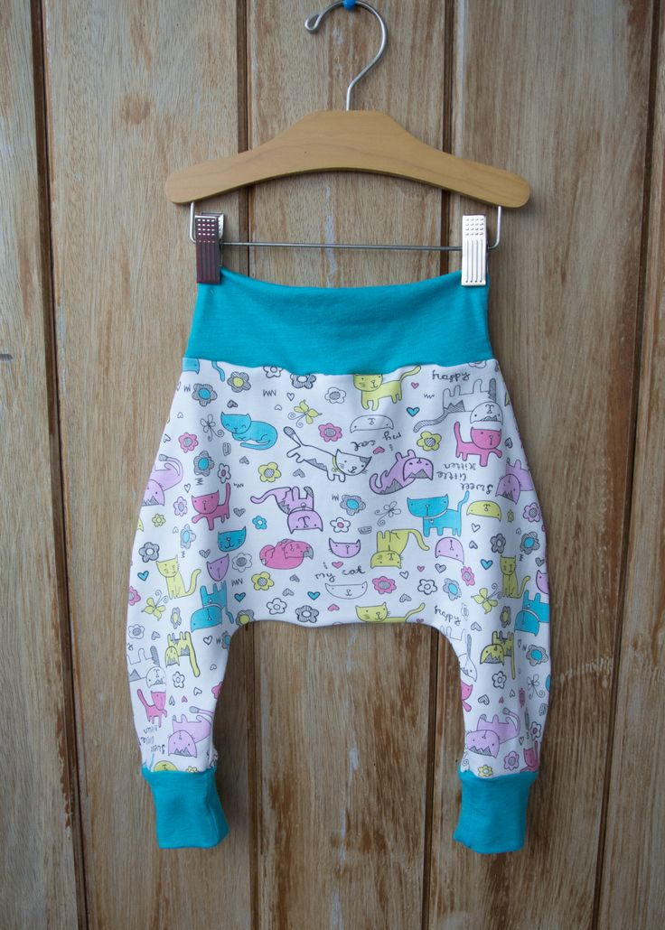 Baby/Kids Harem Pants