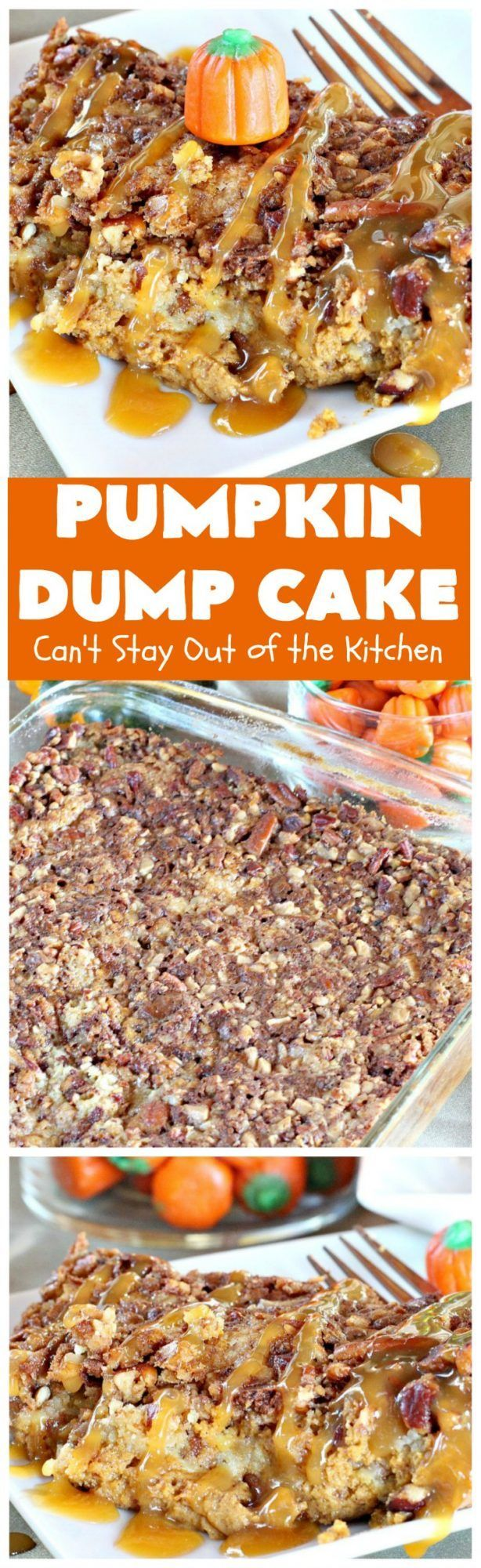 Good tweak on the Kick Ass Pumpkin Pie Cake recipe.
