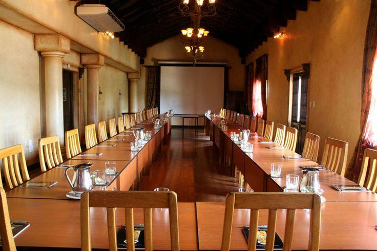 cinsaut conference room at casa toscana lodge