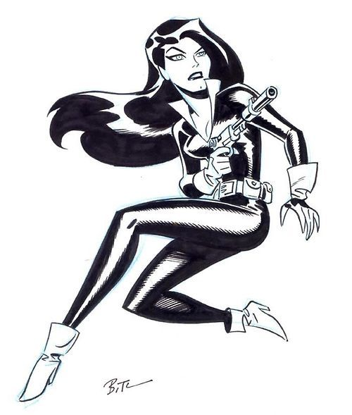 Art by Bruce Timm* • Blog/Info | (https://en.wikipedia.org/wiki/Bruce_Timm)   ★ || CHARACTER DESIGN REFERENCES™ (https://www.facebook.com/CharacterDesignReferences & https://www.pinterest.com/characterdesigh) • Love Character Design? Join the #CDChallenge (link→ https://www.facebook.com/groups/CharacterDesignChallenge) Share your unique vision of a theme, promote your art in a community of over 50.000 artists! || ★