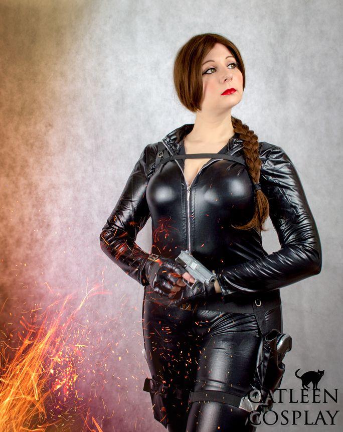 Photoshoot: Lara Day Photoshoot, Photographer: Catleen, Series: Tomb Raider Underworld, Character: Lara Croft