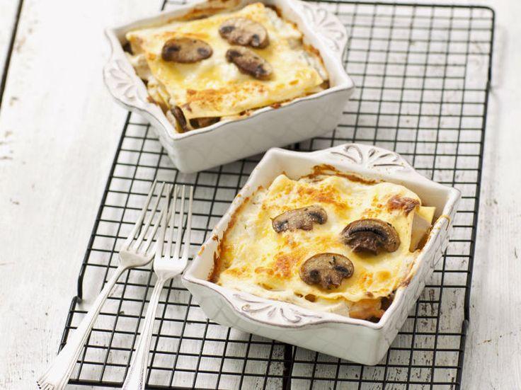 Avec les lectrices reporter de Femme Actuelle, découvrez les recettes de cuisine des internautes : Lasagnes au confit de canard