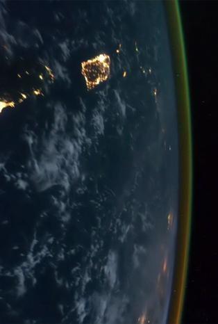 Puerto Rico from Space via @NASA,