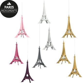 Livingly Paris monuments by Louise Helmersen