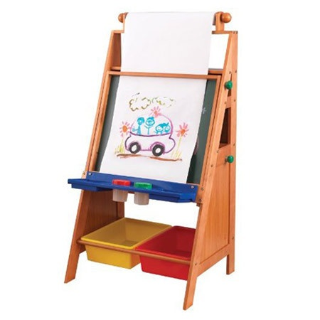 I pinned this Kendall Art Station from the Playtime Finds event at Joss and Main!