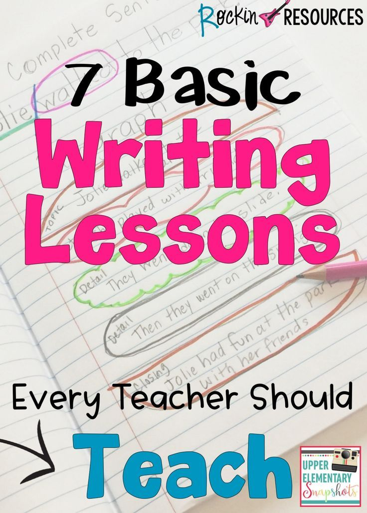 teaching basic essay writing ​it may sound like the start of a bad joke, but essay writing is a serious business   say, using imagery to improve descriptive writing, put a basic sentence on the   let's take the venerable 'of mice and men', beloved of english teachers the.